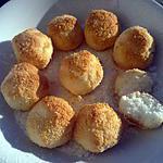 recette Biscuit a la noix de coco