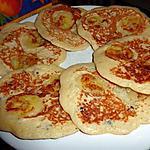recette pancakes a la banane