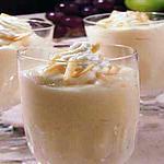 recette milkshake au sorbet citron et ananas frais