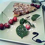 recette Clafoutis de mon enfance cuit à la poele