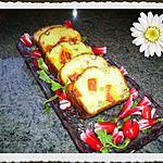 recette Cake salé au chorizo - recette de Maria CARVALHO