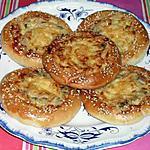 recette Petits salés au thon et au fromage
