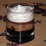 verrine à l'irish coffee