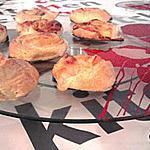 recette ROULE DE SAUMON FEUILLETE