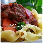 recette Ragoût cuit au four