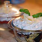 recette Tiramisu sucré salé aux légumes du soleil confits