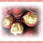 recette Cocotte de choux fleur en béchamel, cheddar et piment d'espelette