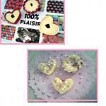 recette coeur fondant au chocolat blanc mystére