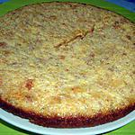 recette Gâteau aux madeleines