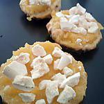 recette Tarte version tatin au citron meringué