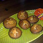 recette Muffins au chocolat