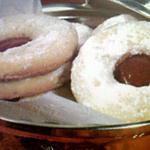 recette sablé à la confiture (ou au michoko)
