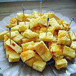recette amuse-bouche fromagère