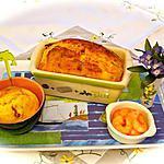 recette MINI-CAKES TOMATES SECHEES ET CREVETTES