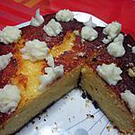 recette GATEAU AU YAOURT AUX CLEMENTINES ET PEPITES DE CHOCOLAT