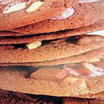 recette Cookies au marshmallow
