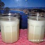 recette lait concentré sucré (thermomix)