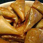 recette Samosa à la viande