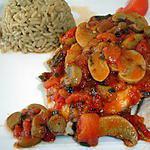 recette Escalope de Poulet à l'Italienne