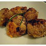 recette Boulette de boeuf épicé