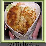 recette mon sandwich