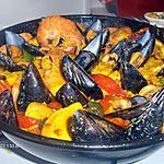 recette Paella de chez nous