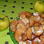 recette Beignets aux pommes ou comment faciliter la tâche des débutants