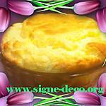 recette Soufflé au fromage