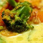 recette Soupe de courge au curry