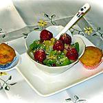 recette SALADE DE FRUITS D' HIVER