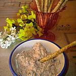 recette Rillettes de thon et gressins au sésame