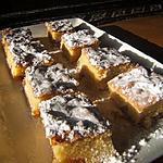 recette Petits moelleux à la mangue