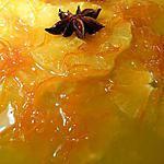 recette soupe d'oranges de noël aux épices