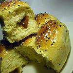 recette brioche saoudienne fourrée au caramel de beurre salé