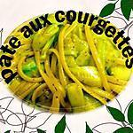 recette spaghettis aux courgettes