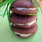 recette whoopies pies choco-citron