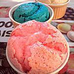 recette Gateau au yaourt coloré
