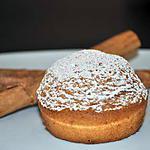 recette Cake à la cannelle et café