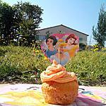 "Cupcake disney ""les princesses"""