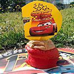 "cupcake disney ""cars"""