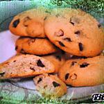 recette Cookies chocolat noir et noix de pécan