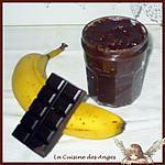 recette Confiture de Chocolat à la Banane