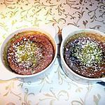 recette crème brûlée miel pistaches