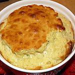 recette Soufflé au roquefort