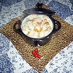 recette Noix de St jacques aux carottes