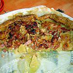 recette Tarte au maroiles