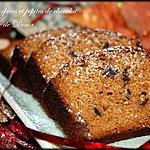 recette Pain aux épices et pépites de chocolat