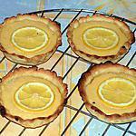 recette Tartelettes citronnées