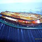 recette aubergines poelées au saint félicien