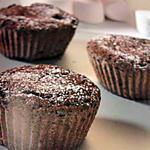 recette Fondant au chocolat et marshmallow